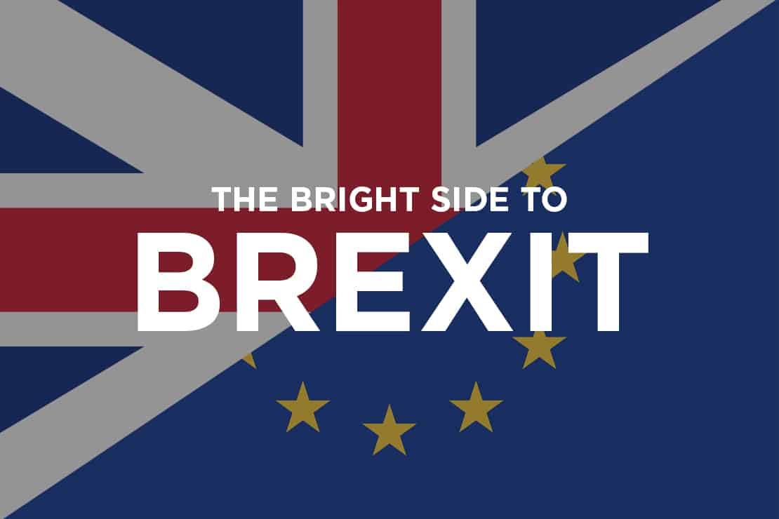 The Bright Side to Brexit
