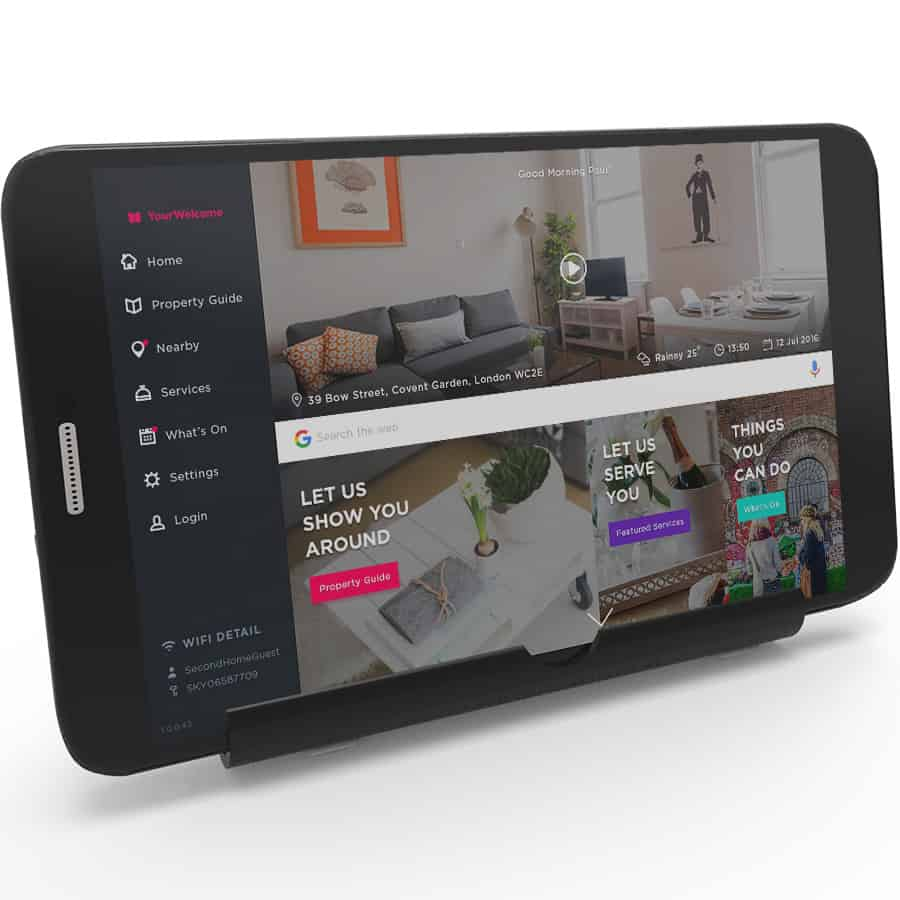 Great Apps for Airbnb Hosts - YourWelcome