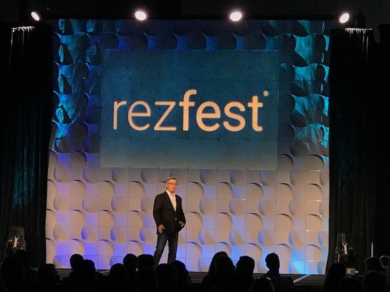 HomeAway's Rezfest 2018:  Opening Speeches