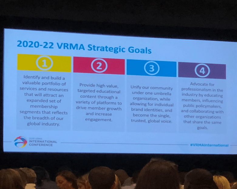 VRMA International Conference 2019 Review